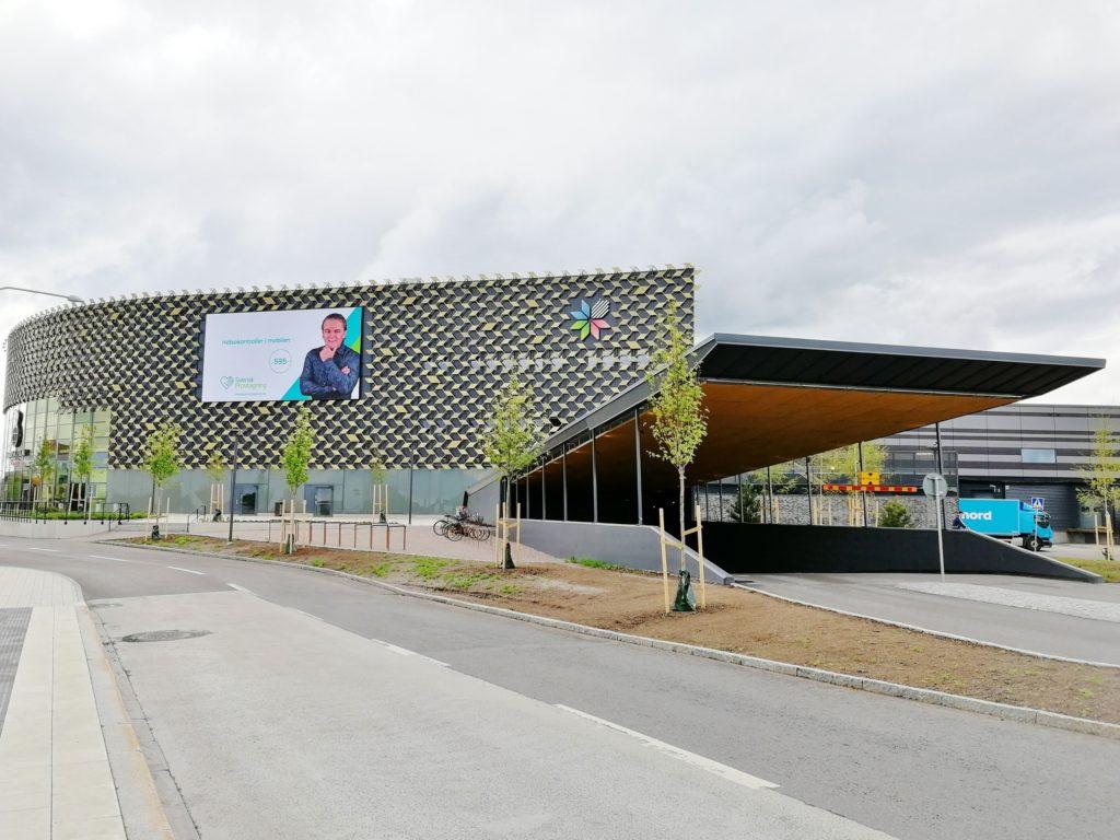Gränbystadens Garage åt Atrium Ljungberg